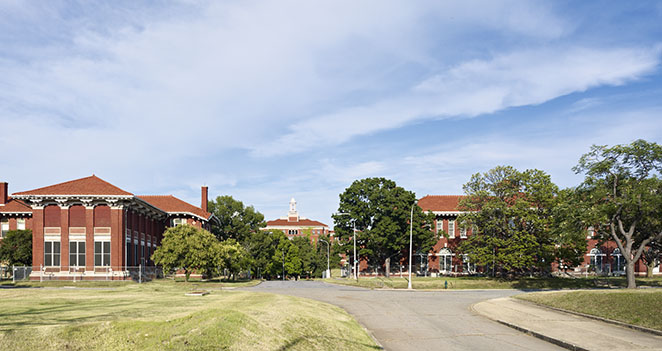 St. Elizabeths East Campus; Photo Credit: Alan Karchmer